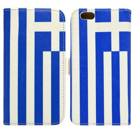 Θήκη Book Ancus Flag Collection για Apple iPhone 6 Plus/6S Plus Ελλάδα