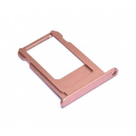Βάση Κάρτας Sim Apple iPhone 6S Ρόζ Original