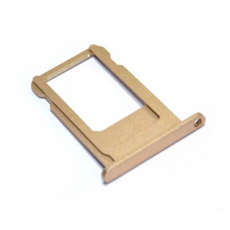 Βάση Κάρτας Sim Apple iPhone 6S Χρυσαφί Original