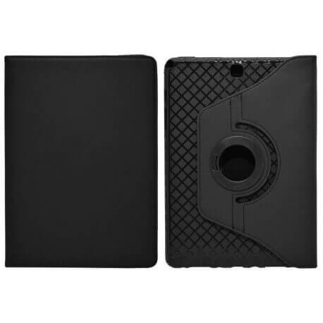 """Θήκη Book Ancus Rotate για Samsung SM-T550 Galaxy Tab A 9.7"""" Μαύρη"""