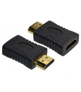 Αντάπτορας HDMI Female σε HDMI Male Jasper