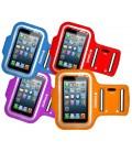 Θήκη Μπράτσου Polaroid Sport Sleeve για Apple iPhone SE/5/5S/5C και Συμβατά Τηλέφωνα, Διαφόρων Χρωμάτων